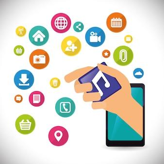 Conception d'applications mobiles pour smartphone