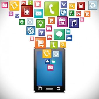 Conception d'applications pour smartphone.
