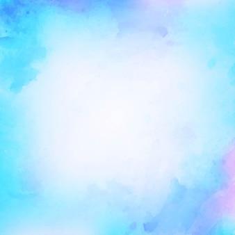 Conception aquarelle abstraite