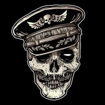 Conception de l'armée de crâne