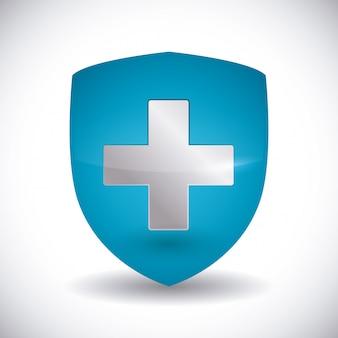 Conception de l'assurance médicale.