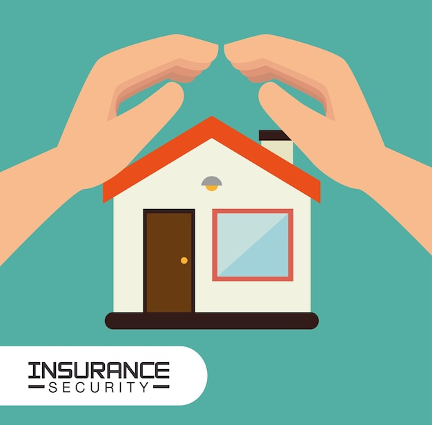 Conception de l'assurance.