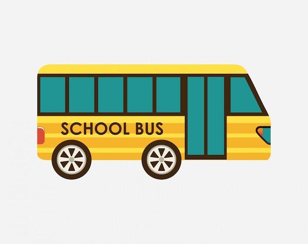 Conception d'autobus scolaire
