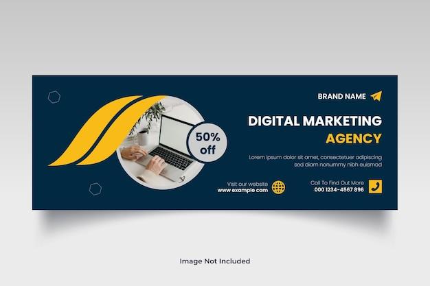 Conception de bannière facebook expert en marketing numérique