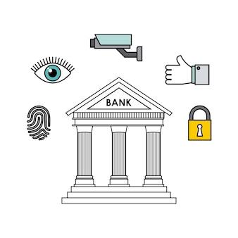 Conception de banque et de sécurité