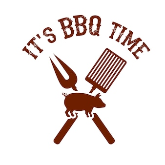 Conception de barbecue