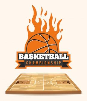 Conception de basket-ball