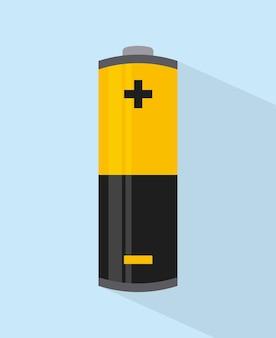Conception de la batterie, illustration vectorielle illustration eps10