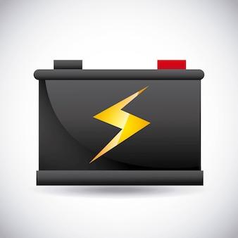 Conception de la batterie