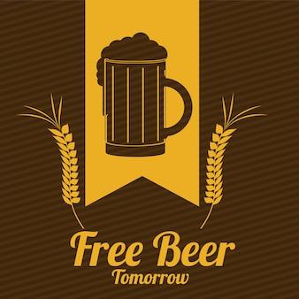 Conception de la bière