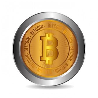 Conception de bitcoins.