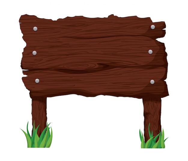 Conception en bois.
