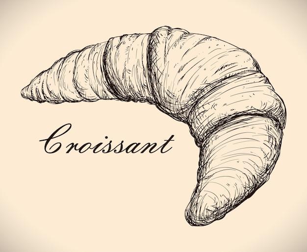 Conception de la boulangerie au cours de l'illustration vectorielle sur fond beige