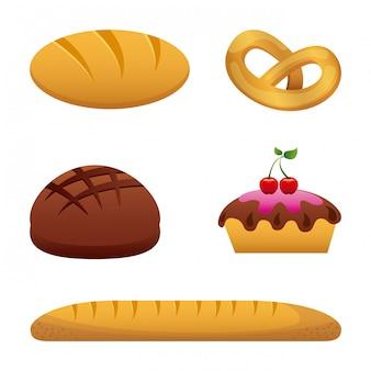 Conception de boulangerie