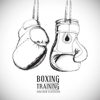 Conception de la boxe