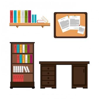 Conception de bureaux.