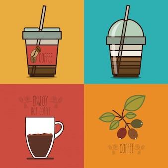 Conception de café