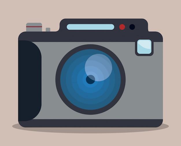 Conception de la caméra.