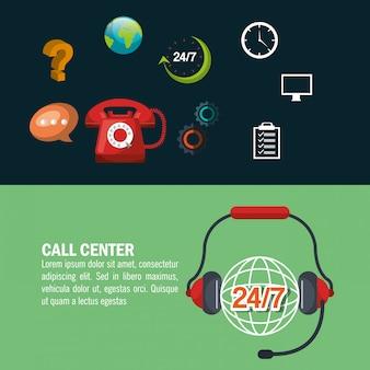 Conception de centre d'appel