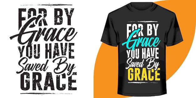 Conception de citations de lettrage pour t-shirt, modèle de conception de t-shirt.