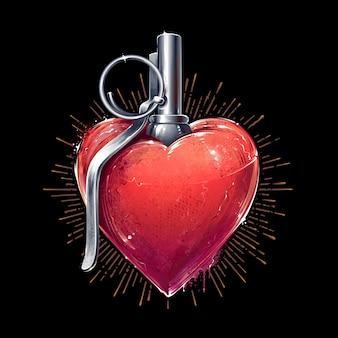 Conception de coeur