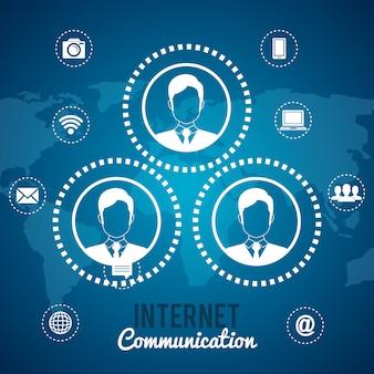 Conception de communication internet