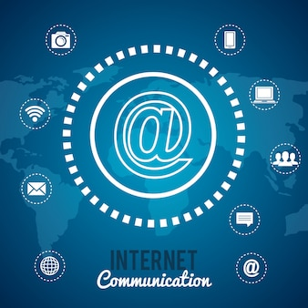 Conception de communication internet