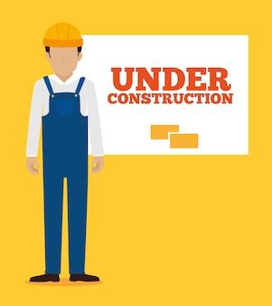 Conception de la construction.