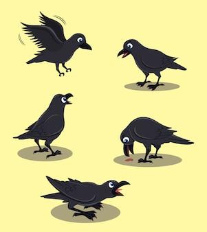 Conception de corbeau