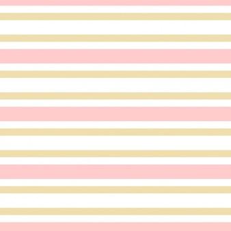 Conception de couleur rayures motif