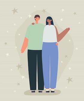 Conception de couple doux