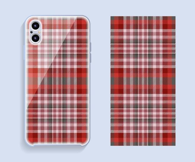 Conception de la couverture du smartphone