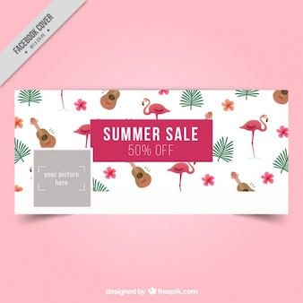 Conception de la couverture d'été