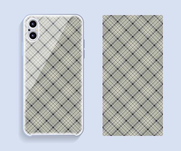 Conception de couverture de smartphone