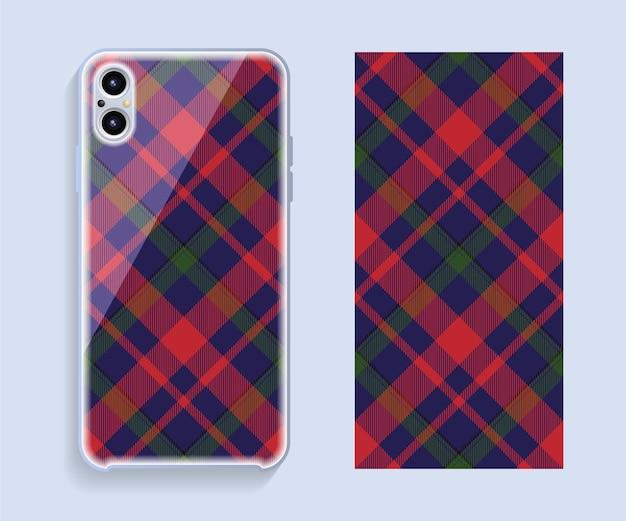 Conception de couverture de téléphone portable