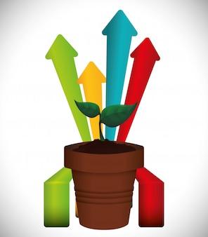 Conception de la croissance financière