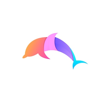 Conception de dauphin