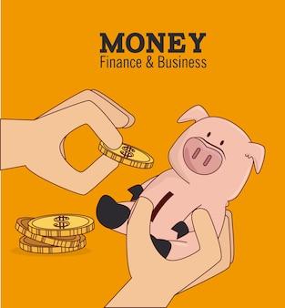 Conception de l'argent