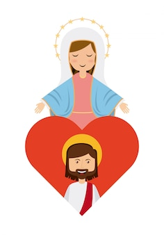 Conception de la religion catolique