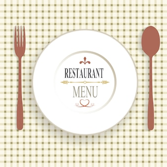 Conception de menus de restaurant