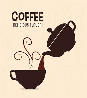 Conception du café