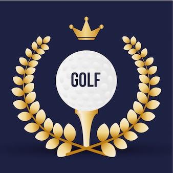 Conception du club de golf