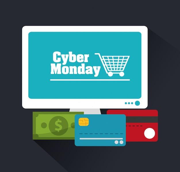 Conception du cyber lundi