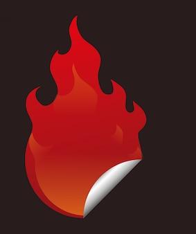 Conception du feu
