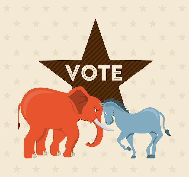 Conception du jour du scrutin