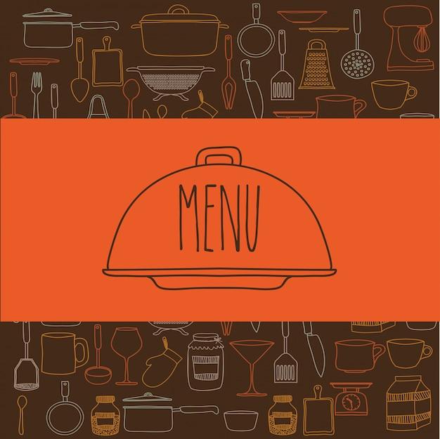 Conception du livre de cuisine