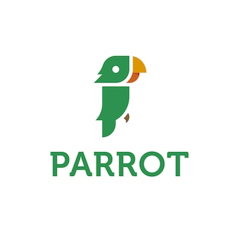Conception du logo parrot