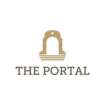 Conception du logo de la porte