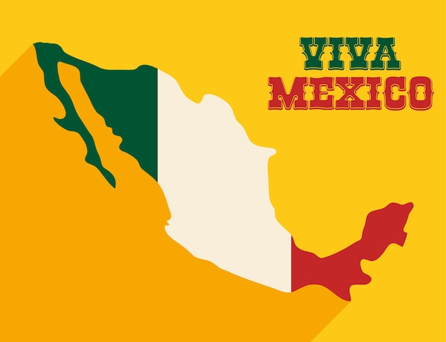 Conception du mexique