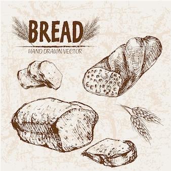 Conception du pain réaliste